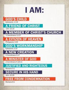 i am scriptures