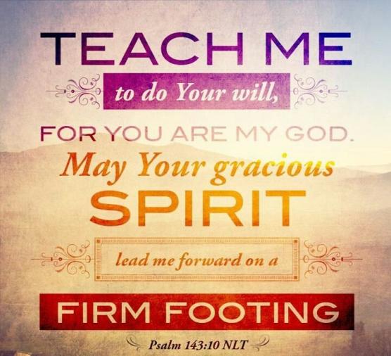 psalm 143-10