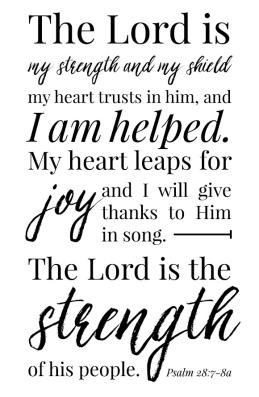 psalm 28