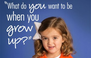 when you grow up question
