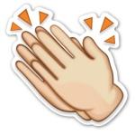 applause emoji