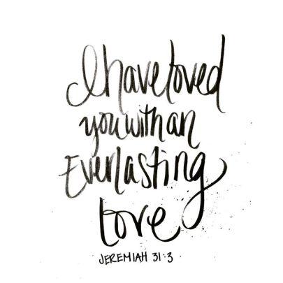 jeremiah 31 3