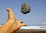 stone-throwing