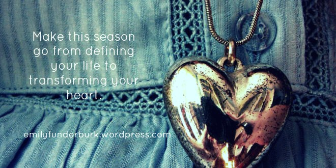 transform your heart
